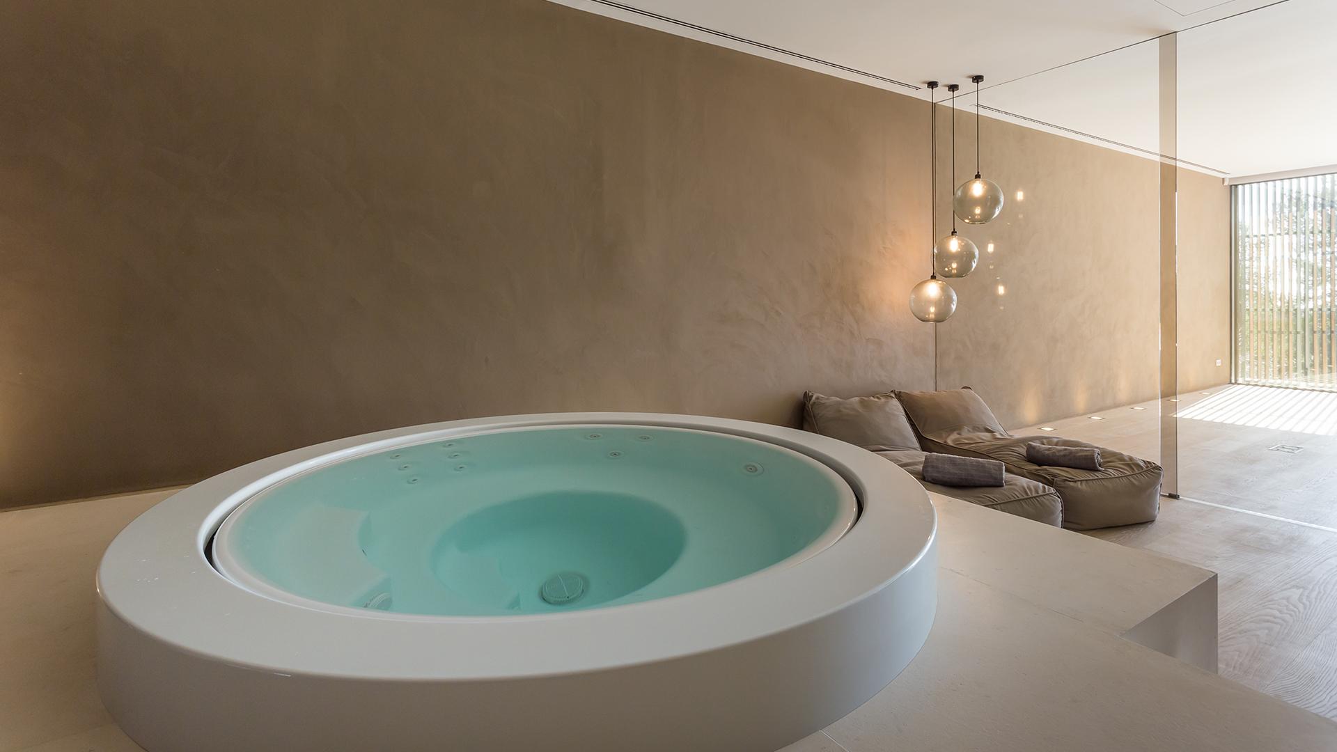 Villa Eleven baño instalación lujo Mallorca