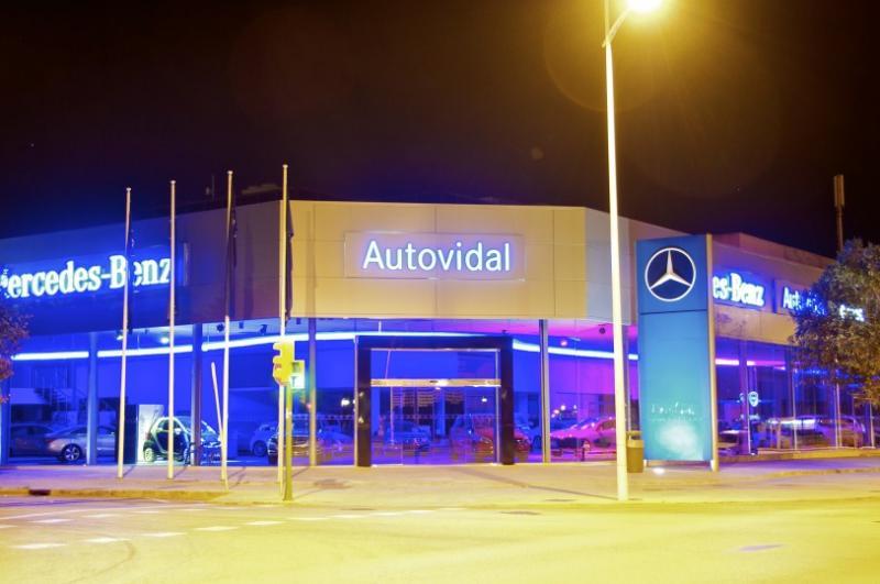 Autovidal Concesionario Maserati Palma Instalaciones Eléctrica