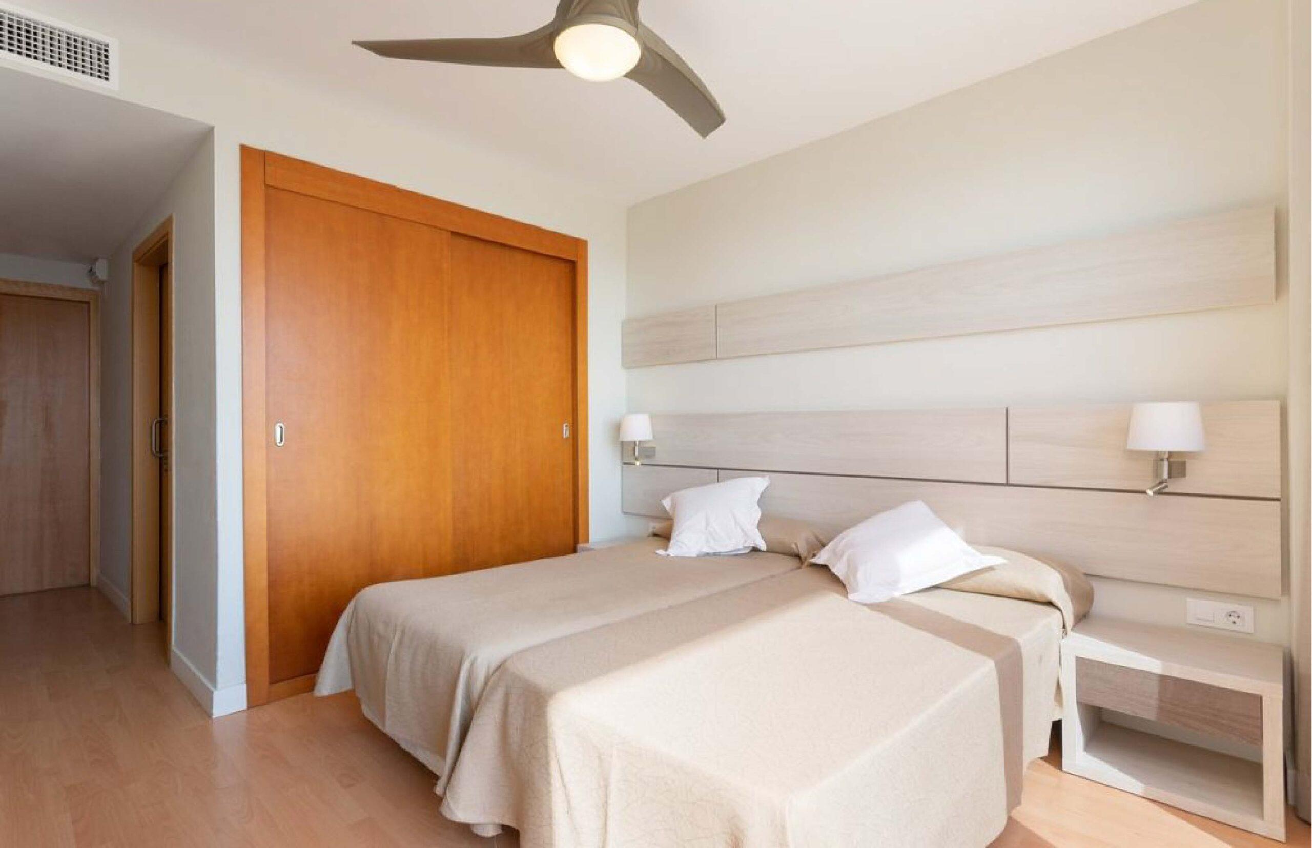 Hotel Club Palia Maria Eugenia habitación