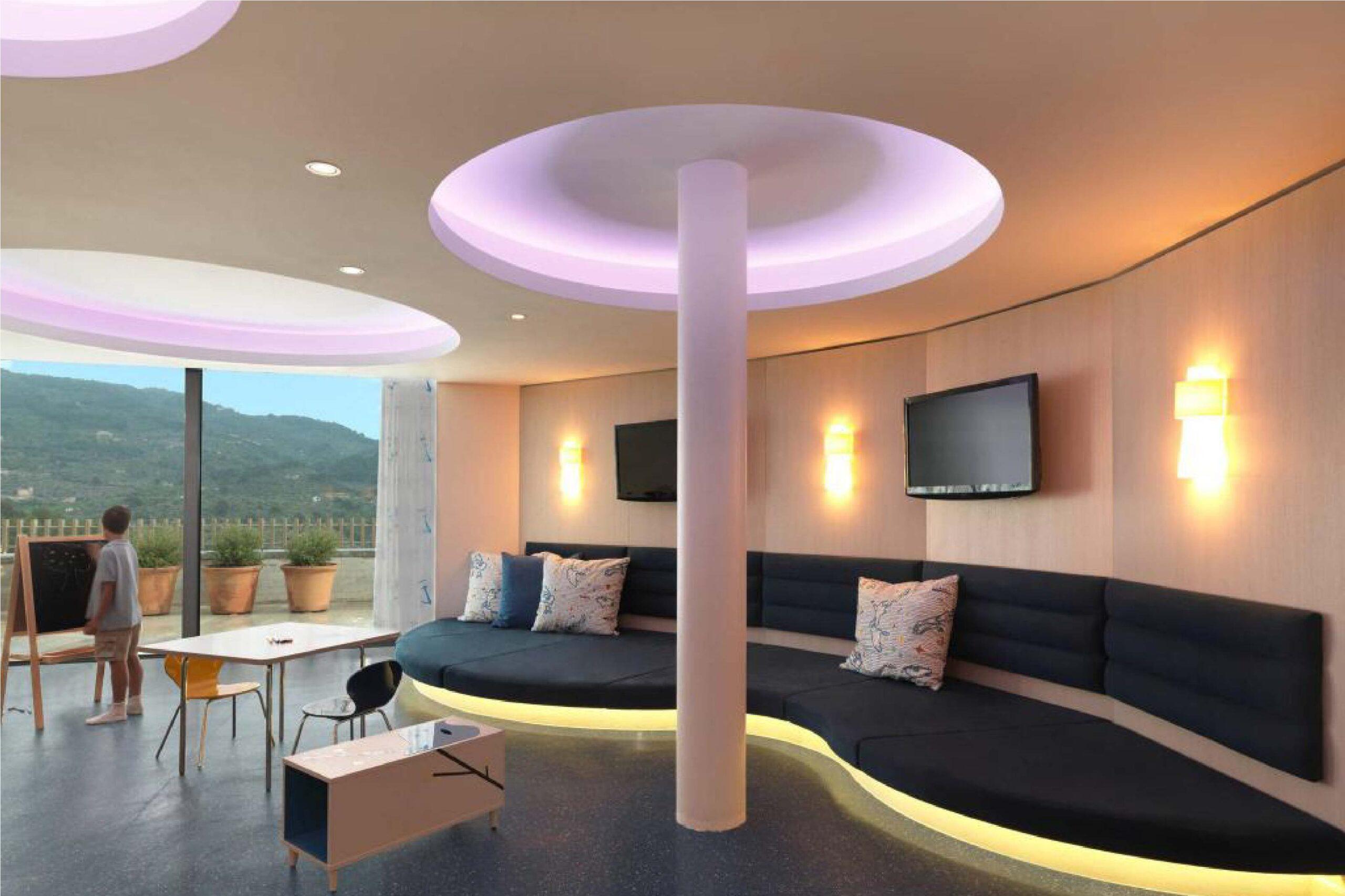 Jumeirah Port Soller Hotel & Spa iluminación