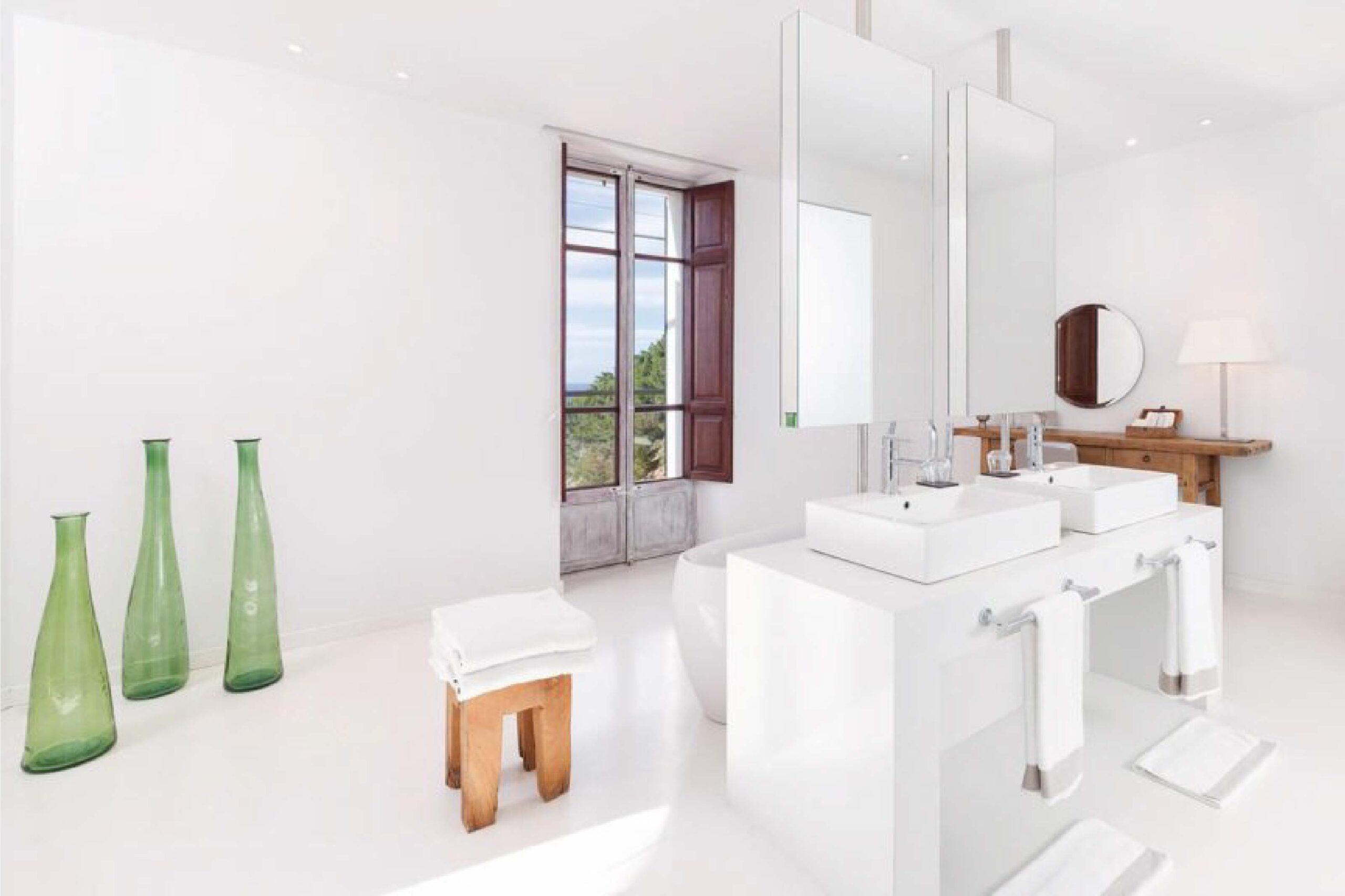 Jumeirah Port Soller Hotel & Spa baño