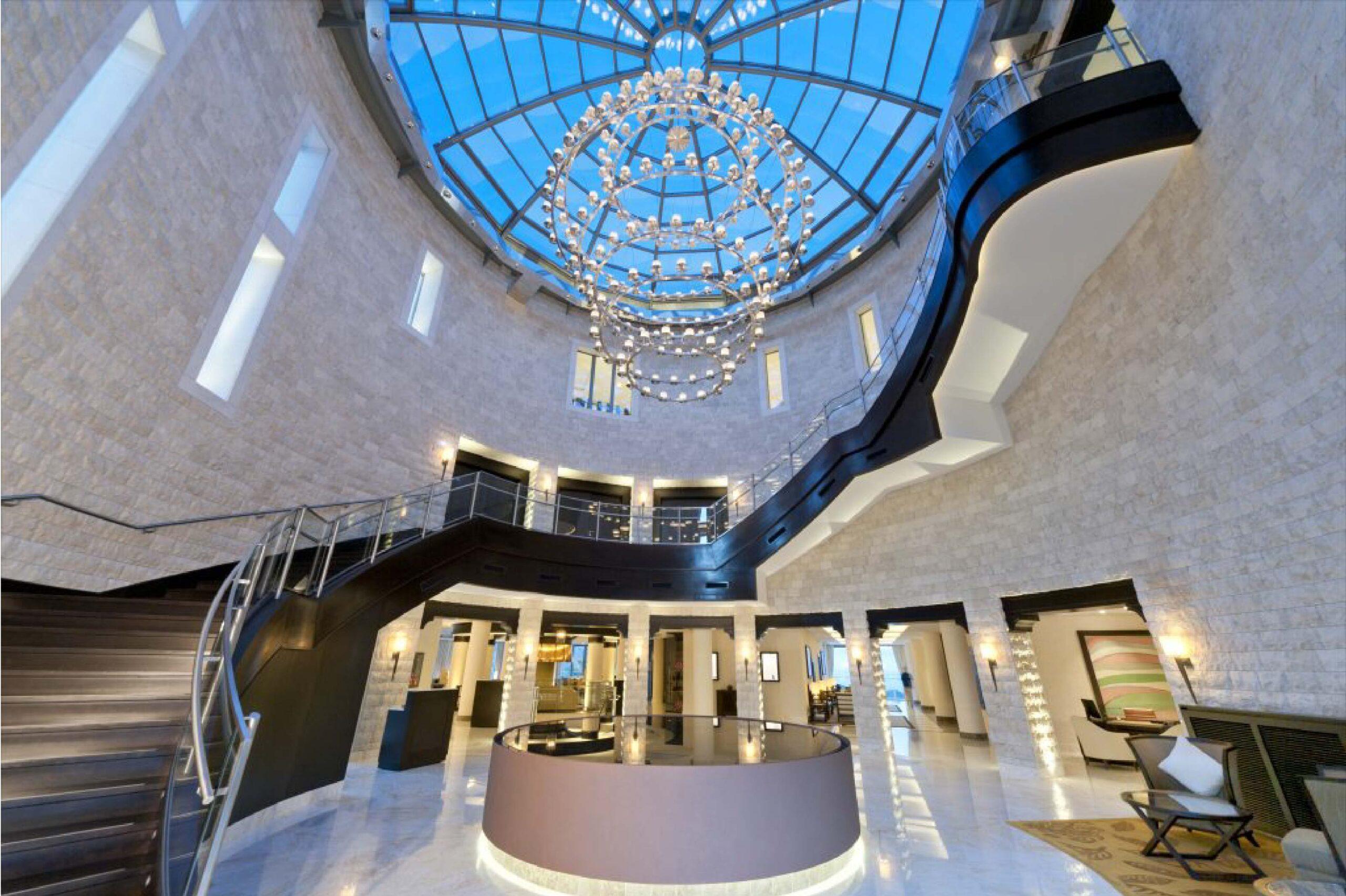Jumeirah Port Soller Hotel & Spa recepción