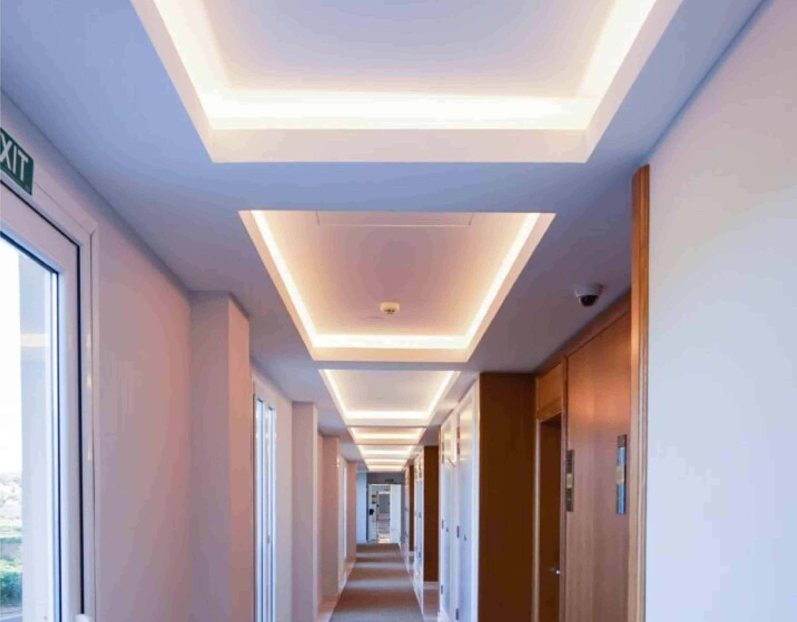 Grupotel Playa de Palma Suites & Spa instalación iluminación