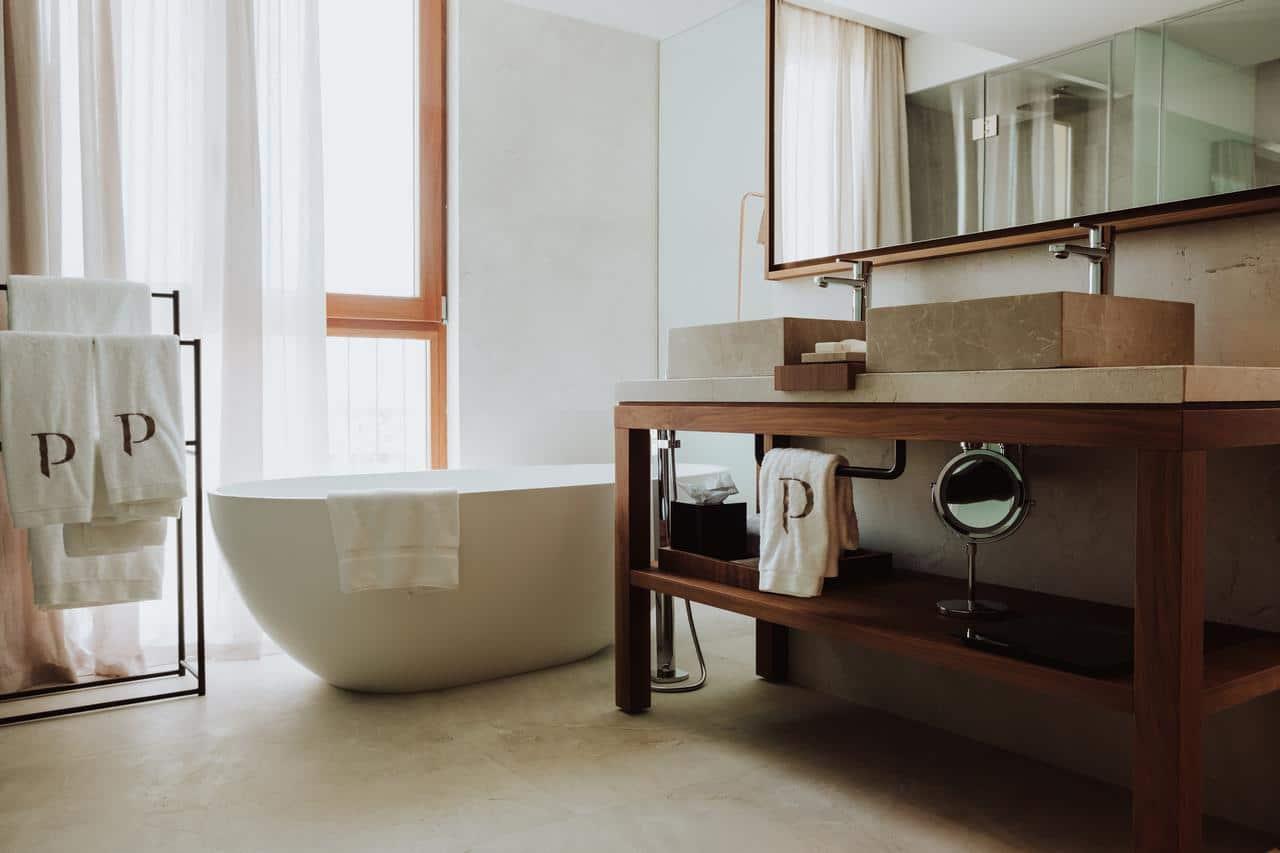 Hotel Es Princep instalación baño lujo Mallorca