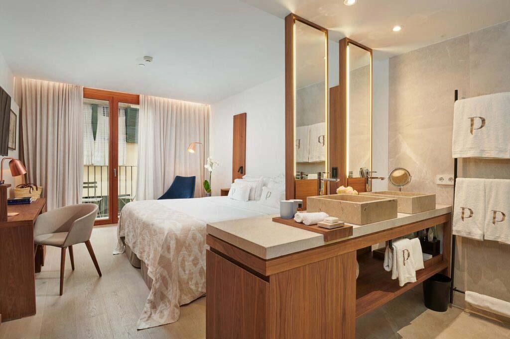 Hotel Es Princep habitación lujo Mallorca